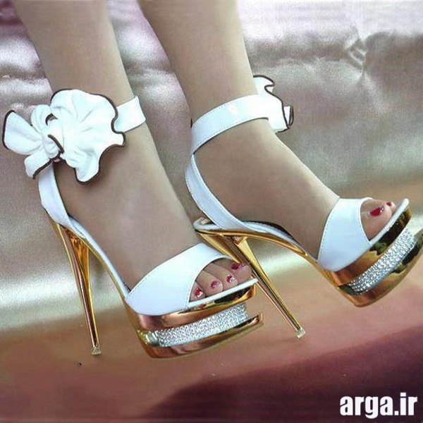 مدل کفش عروس زیبا
