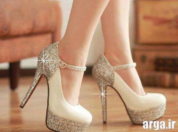 کفش زیبای عروس