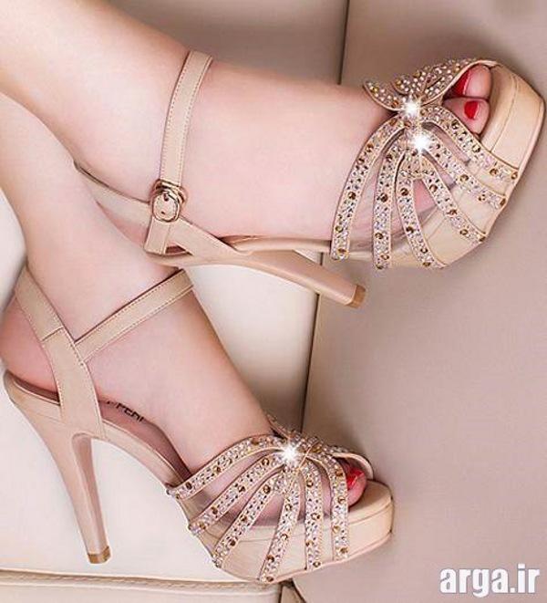 کفش مدرن عروس