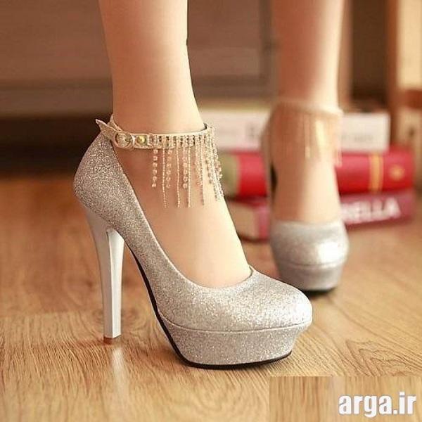 کفش جذاب عروس