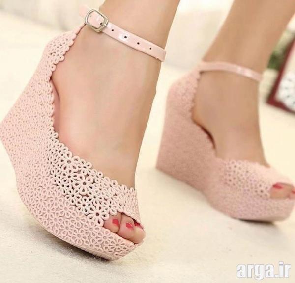 مدل کفش عروس مدرن