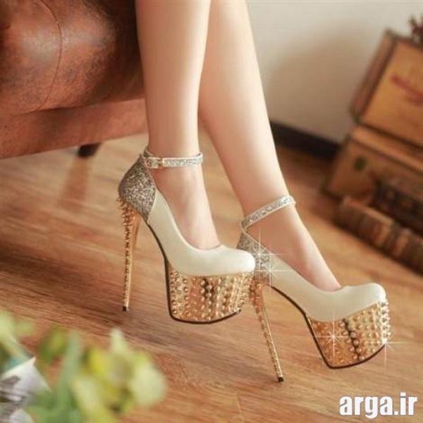 کفش عروس زیبا