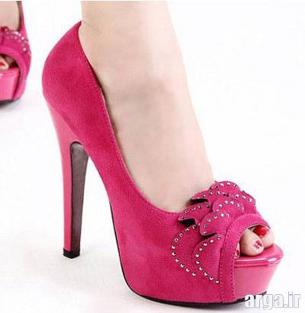 کفش های زیبای مجلسی