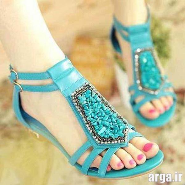 مدل کفش مجلسی دخترانه زیبا