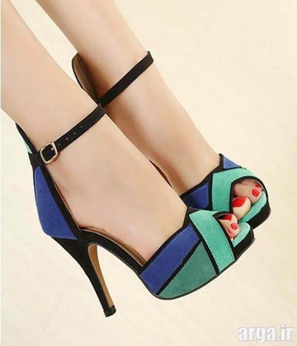 کفش مجلسی دخترانه جذاب