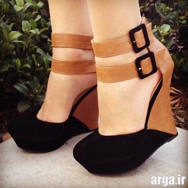 کفش مجلسی زیبای دخترانه
