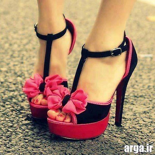 کفش مجلسی شیک دخترانه