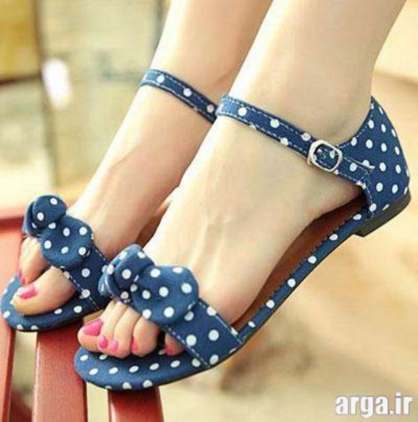 کفش مجلسی مدرن دخترانه