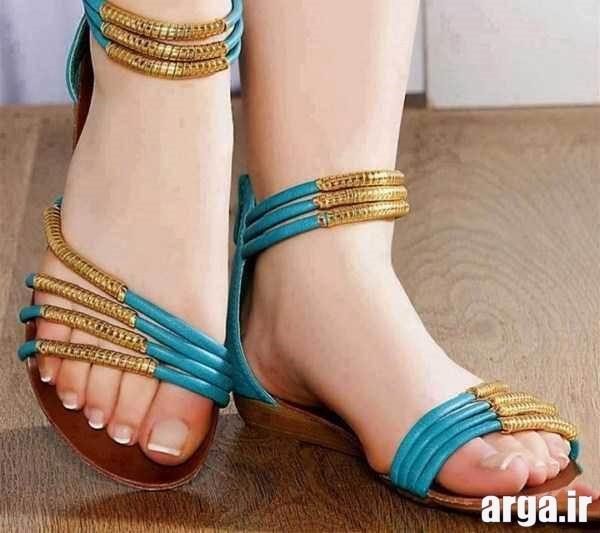 کفش مجلسی جذاب دخترانه