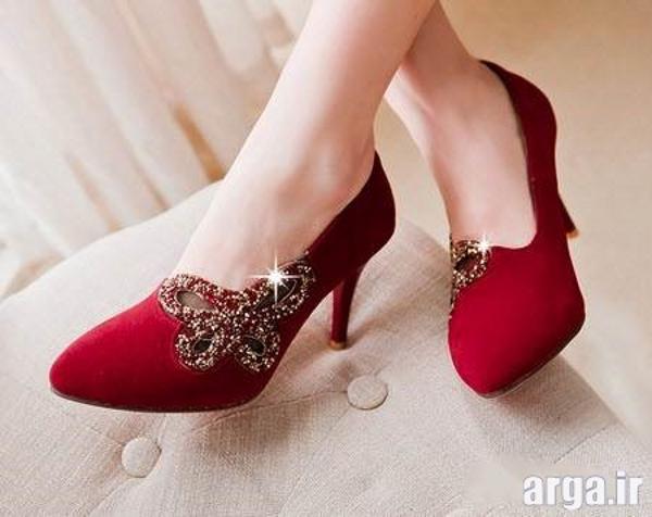 کفش مجلسی دخترانه شیک