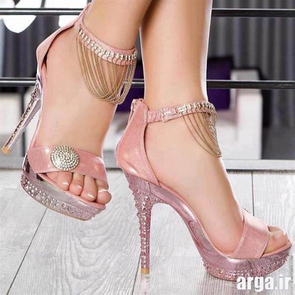 انواع زیبا از کفش پاشنه بلند