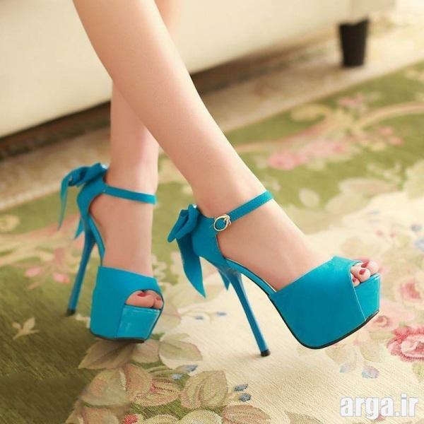 انواع مدرن از کفش پاشنه بلند