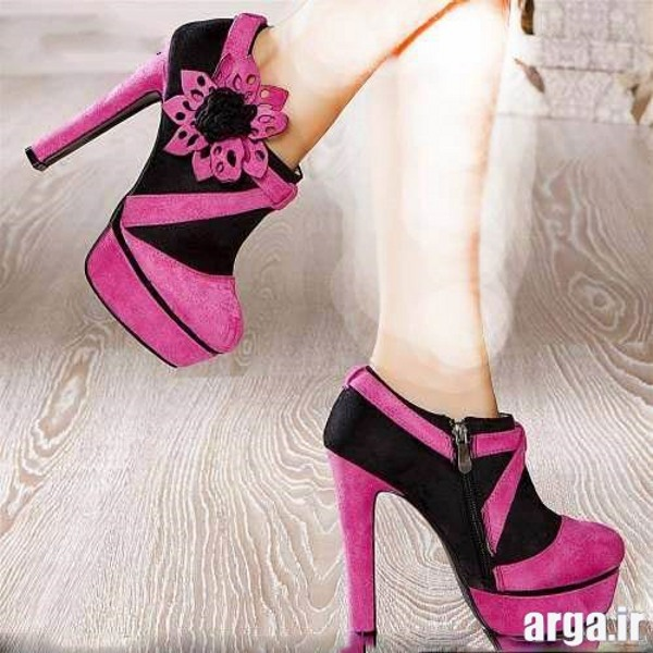 مدل های جدید و باکلاس کفش پاشنه بلند
