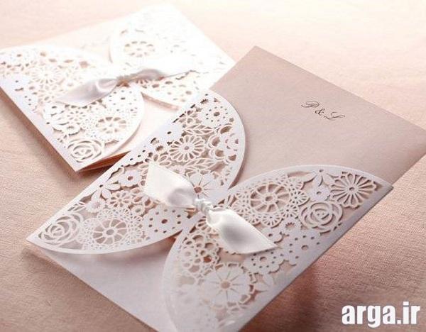 مدل کارت عروسی زیبا