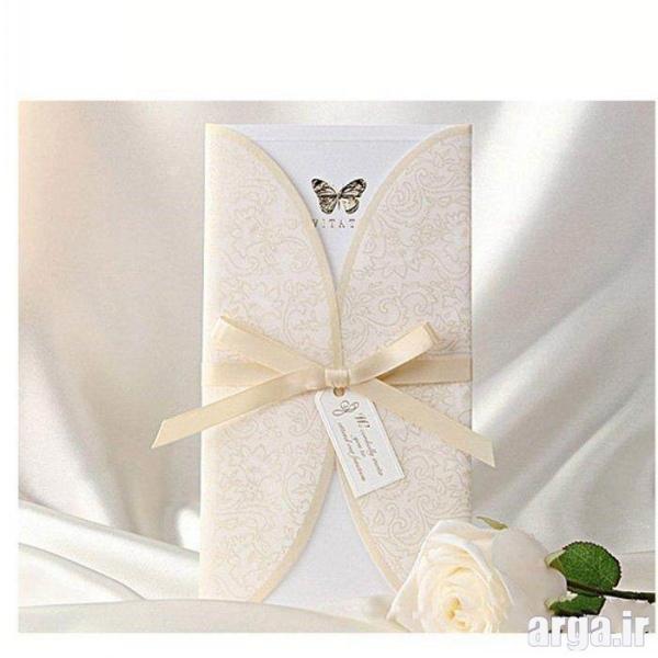 کارت عروسی جذاب
