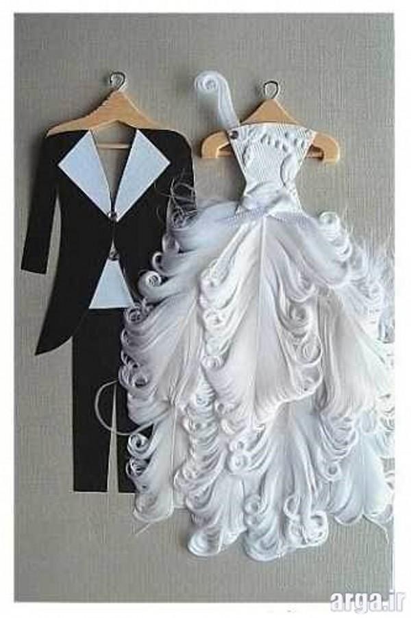 کارت های جدید فانتزی عروسی