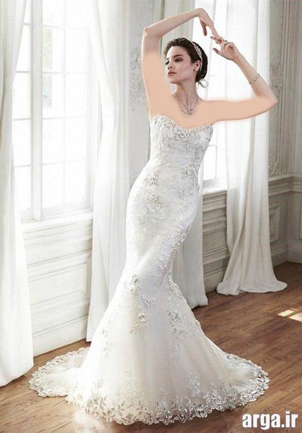 لباس های عروس در مدل های زیبا