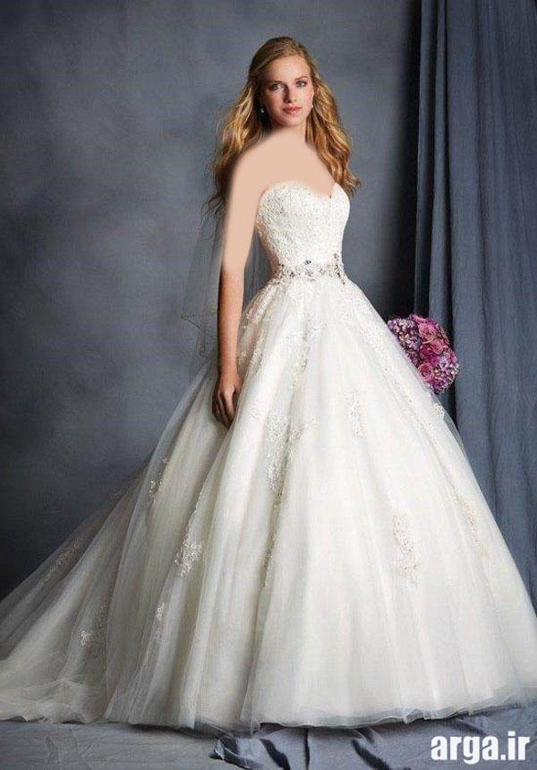 لباس های عروس در مدل های شیک