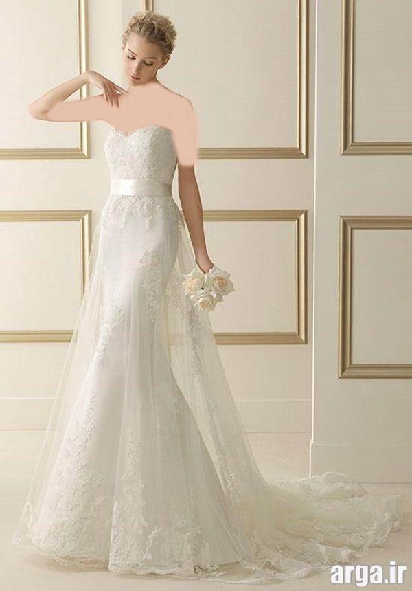 لباس های عروس در مدل های مدرن