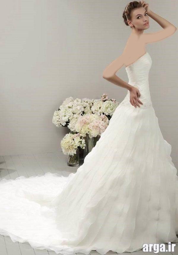 لباس های شیک عروس