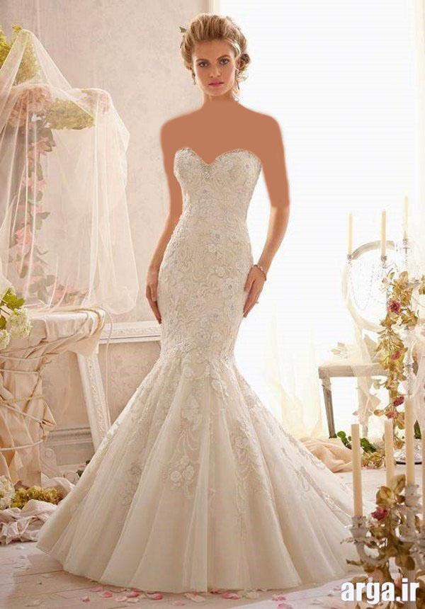 لباس عروس های جذاب و زیبا