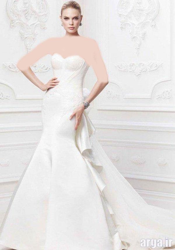 لباس عروس های جذاب