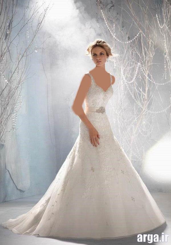 لباس های زیبا عروس