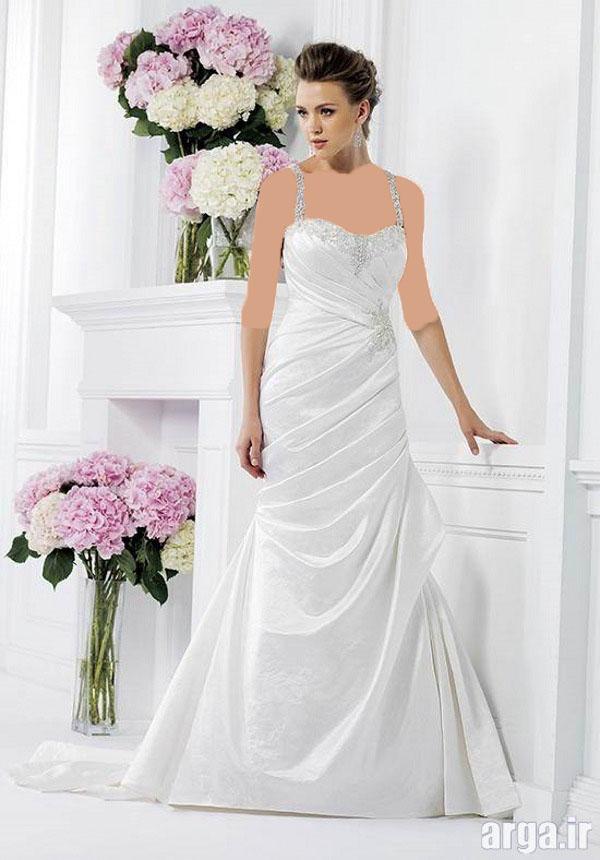 مدل های مدرن لباس عروس