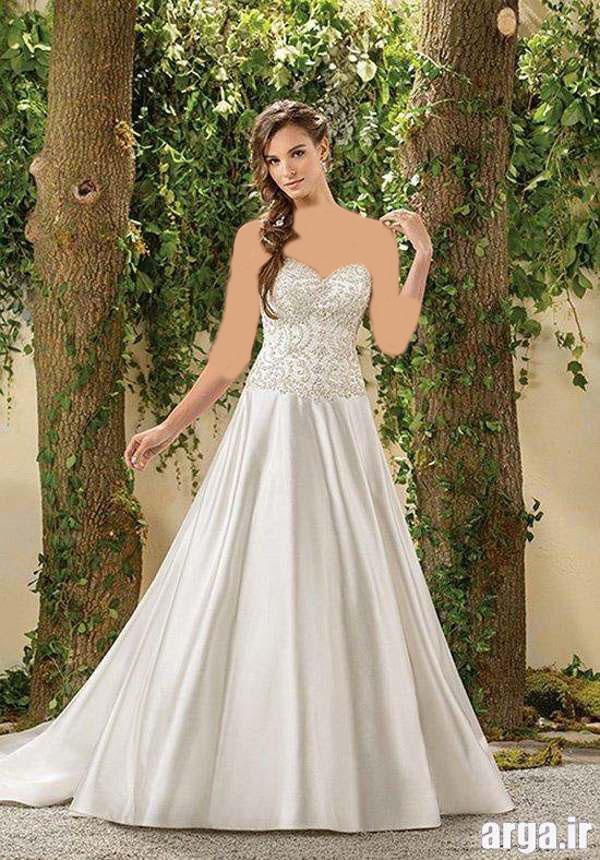 لباس عروس های جذاب و جدید