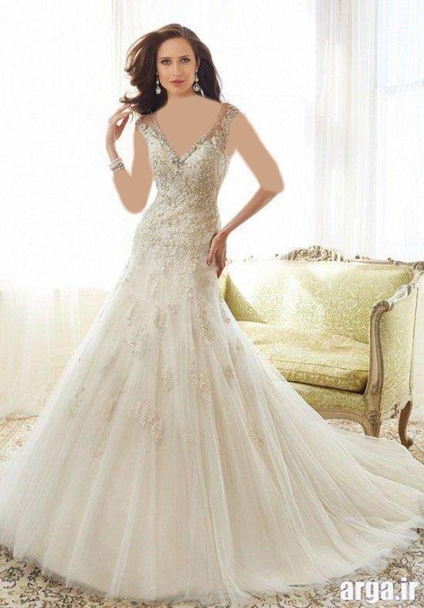 لباس عروس های جذاب و مدرن