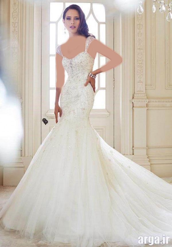 لباس عروس های جذاب و باکلاس