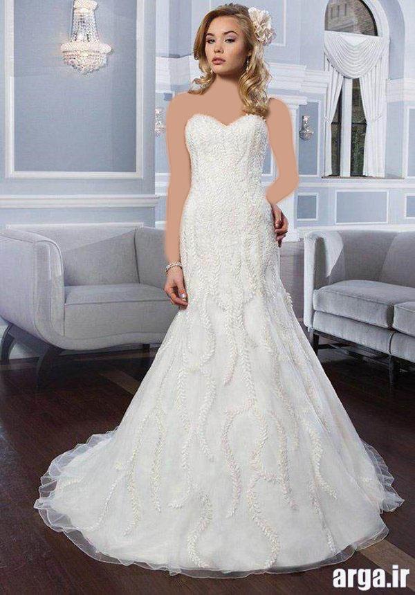 لباس عروس های زیبا