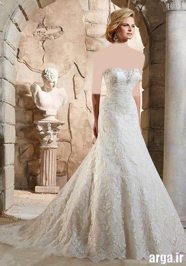 لباس عروس های شیک