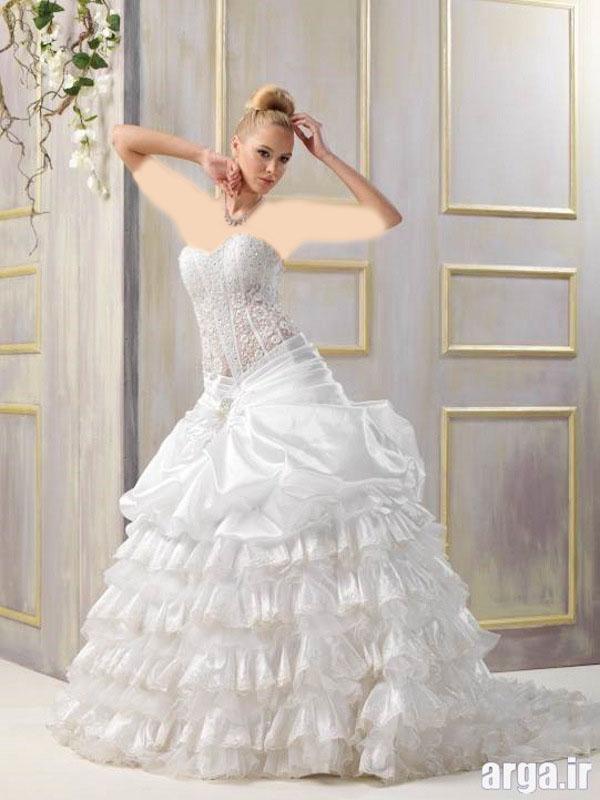 مدل لباس جدید عروس