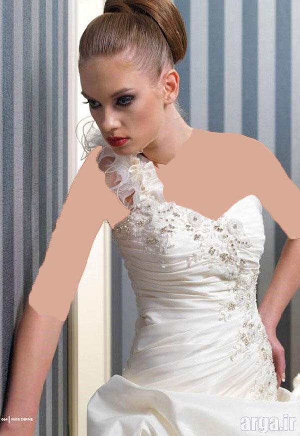 مدل لباس مدرن عروس