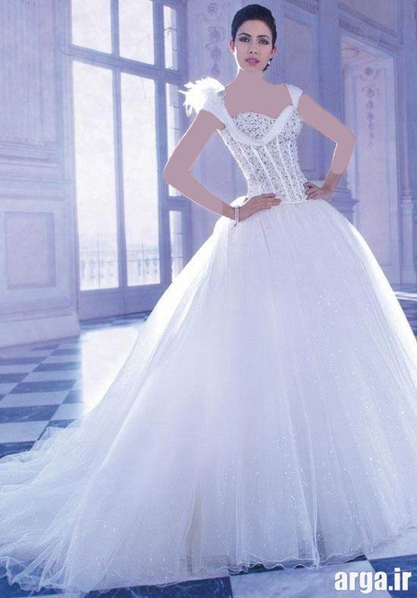 انواع جذاب لباس عروس