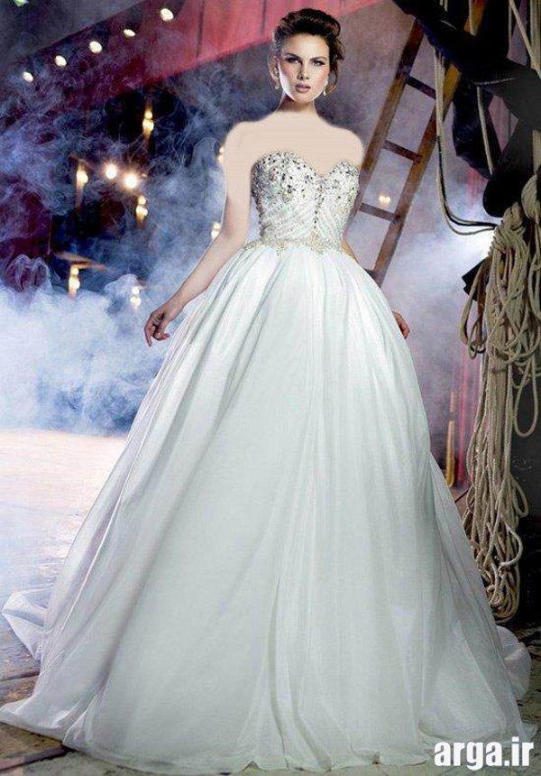 لباس عروس باکلاس