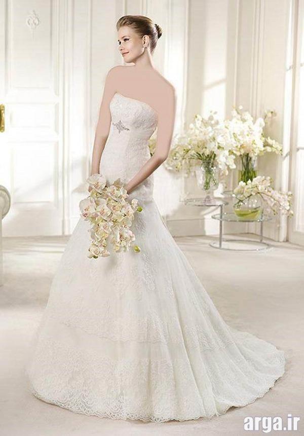 لباس عروس های باکلاس