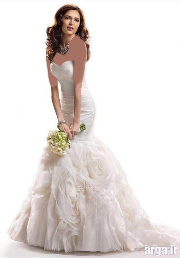 مدل لباس عروس مدرن