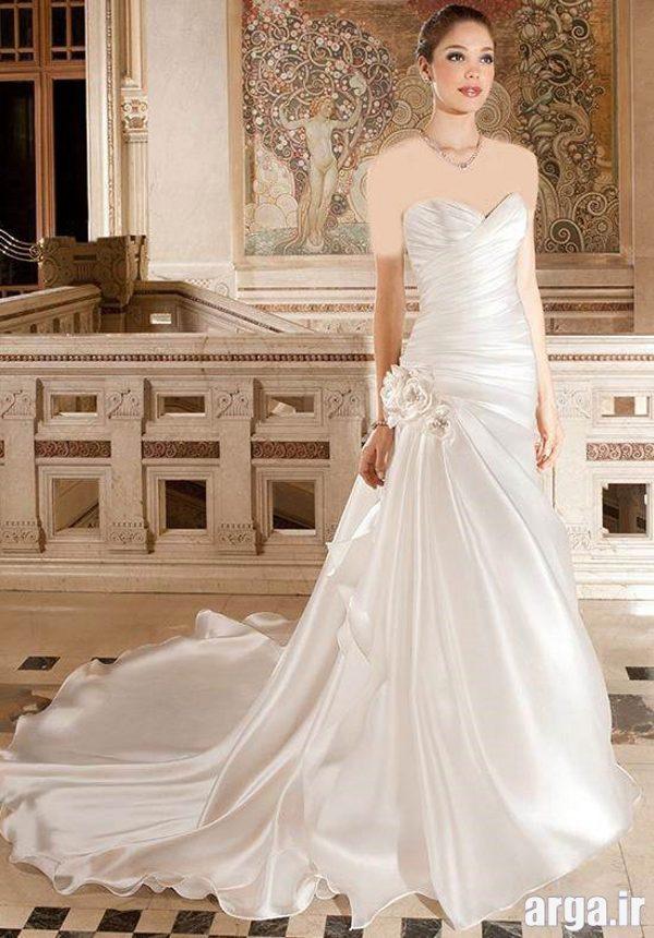 مدل لباس عروس جذاب