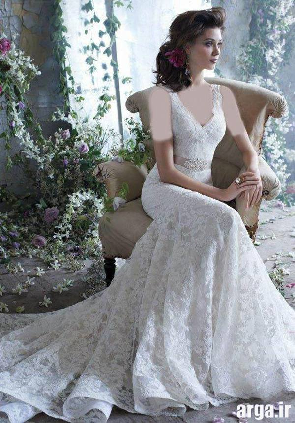 لباس عروس های شیک و مدن