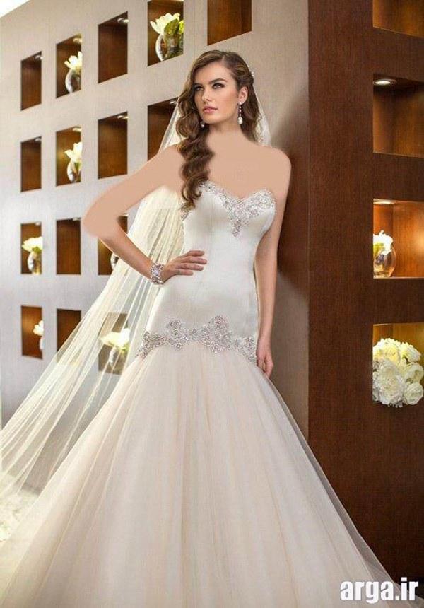 لباس عروس های شیک و جذاب