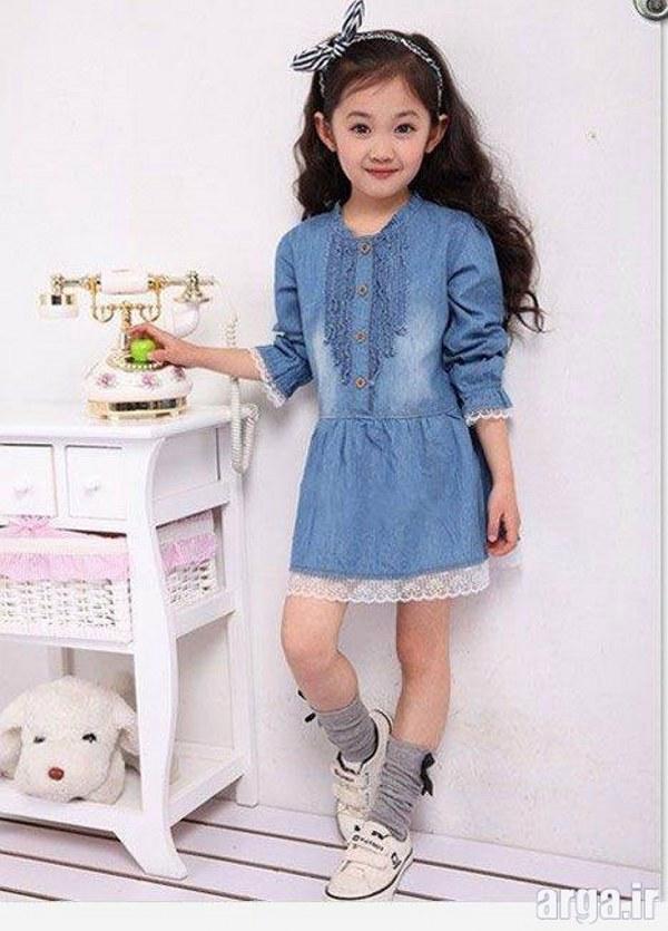 مدل های لباس های بچه گانه زیبا