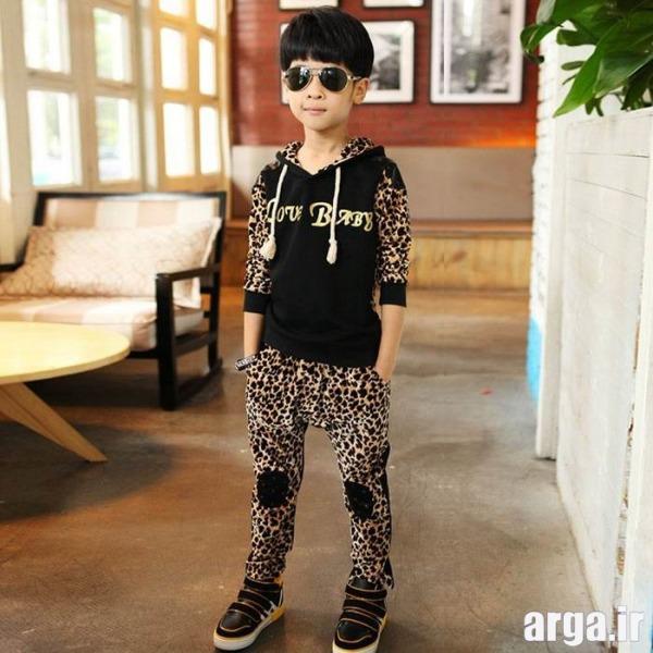 لباس های مدرن بچه گانه