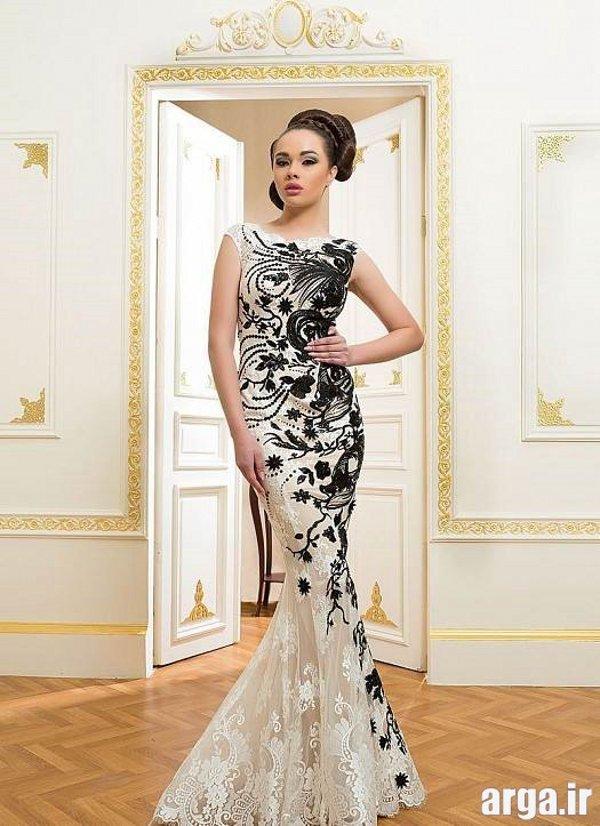 مدل لباس زیبای مجلسی