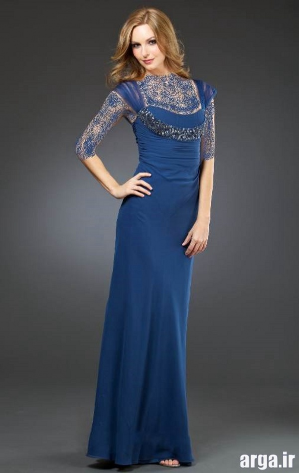 مدل لباس مدرن مجلسی