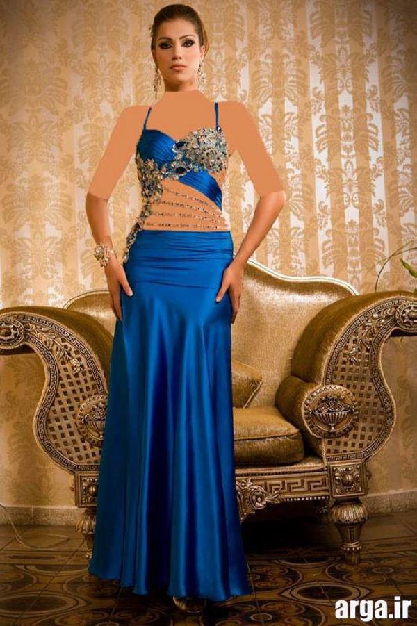 لباس مجلسی زیبا عربی