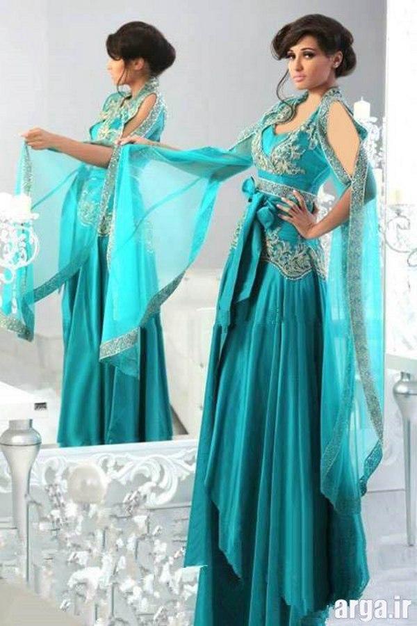 لباس مجلسی جذاب عربی
