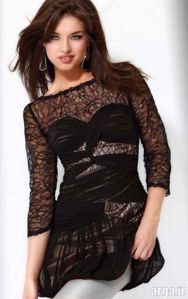 لباس مجلسی مشکی جذاب