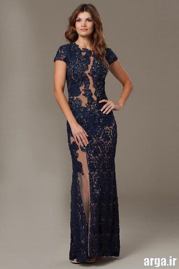 لباس شب گیپور زیبا